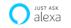 Alexa Badge
