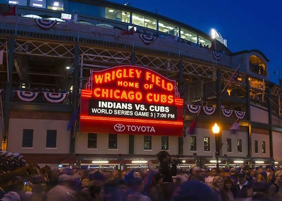 Wrigley Field - Photo