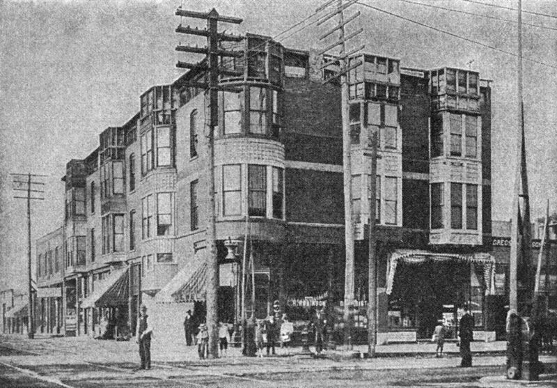 "The Story Of H.H.Holmes – Part 2 ""gruesome and taking a Satanical Cast"" - Photo"